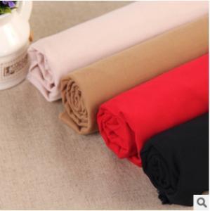 China Weft Dyeing Nylon Cotton Women suit color optional spot woven fabrics wholesale