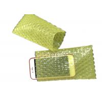 China Small Bubble Wrap Packaging Bag  , Custom Color Or Pink Bubble Wrap Multiple Sizes wholesale