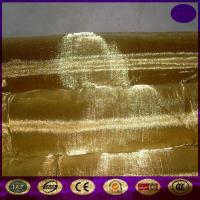 China Brass wire mesh 100 mesh x0.1mm for beautiful decoration  made in china on sale