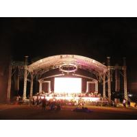 China Easy install Durable Large Aluminum Stage Truss system for Indoor or Outdoor Performance wholesale