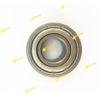 China Leather Processing Equipment Deep Groove Ball Bearing 6202 ZZ 15 * 35 * 11mm wholesale
