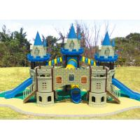 China Commercial Outdoor Adventure Playground Equipments for Children HA-09101 wholesale