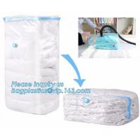China clothes storage vacuum box, vacuum storage bags big size space bag, plastic clothing storage bags, bagplastics, bagease on sale
