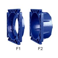 China Flange of worm gearbox wholesale