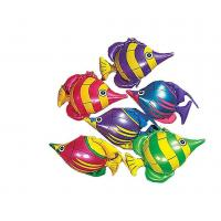 China Assorted Styles Inflatable Pool Animals OEM Designed Kids Fish Summer PVC Toys wholesale