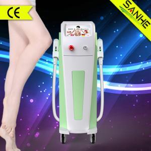 China 2014 Big Power IPL&SHR Hair Removal Machine / Permanent hair removal / Skin Rejuvenation wholesale