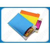 China Recyclable White Kraft Paper Kraft Bubble Envelopes For Video Cassettes , Binders wholesale