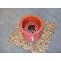 Buy cheap Stoneax Pulley jaw crusher spare parts used to ore and Rock jaw breaker from wholesalers