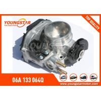 China High Performance Car Throttle Body , VOLKSWAGEN JETTA Throttle Body 06A 133 064Q wholesale