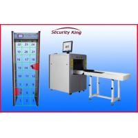 China 0.22mm / s X Ray Inspection System with Metal Detectors Camera Image Processing on sale