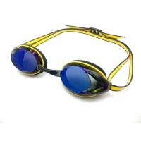 Buy cheap Resurge Sports Anti Fog Racing Swimming Goggles with Quick Adjust Strap from wholesalers