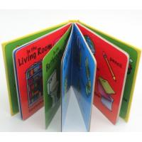 China Professional Children Book Publishers In China,Baby Book For Color Learning wholesale