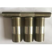 China Chromium Nickel Alloy Fasteners UNS N06022 W.Nr.2.4602 Hastelloy C22 Bolt Nut Washer Stud wholesale