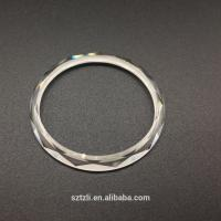 China 1-200mm Dia Sapphire Flat Watch Glass With Custom Shape 0.5-50 mm Thickness wholesale
