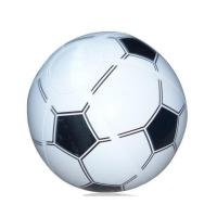 China Soccer / Basketball Inflatable Beach Ball 16 Inch Tactile Stimulation Function wholesale