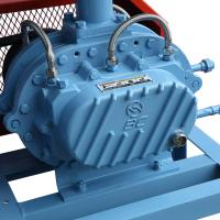 China Bkw8016 18.5KW Roots Air Blower , 3 Lobe Roots Blower Wide Range Of Uses wholesale