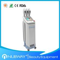 China 3-handles IPL machine, ipl handpiece for hair removal,wrinkle removal,pigment removal wholesale