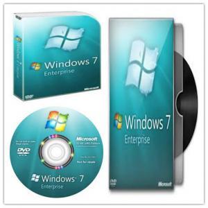 Sealed Box Windows Seven Enterprise Activation Online With Multi Language