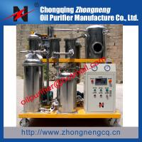 China ISO9001 Cooking oil regenerator, virgin coconut oil filter machine, VCO coconut oil purifier, remove impurity and water wholesale