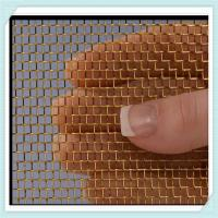 decorative  brass wire mesh/copper wire mesh Manufactures