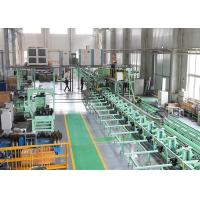 China Carbon Steel / Cr-Mo Alloy Steel ERW Spiral Tube Finning Machine / Production Line wholesale