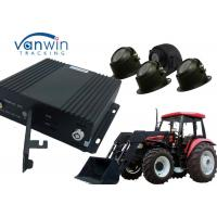 Buy cheap 4CH AHD MDVR 3G Mobile DVR 3G 4G GPS WIFI mobile car dvr with G - sensor from wholesalers