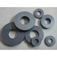 China Permanent Circular Ferrite Ring Magnet High Magnetic 150mm X 100mm X 25mm wholesale