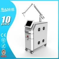 Quality Sanhe Beauty New Cheap CE Approval NdYag QSwitch Laser For Removing Tattoo for sale