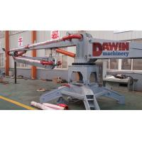 Buy cheap 17m 18m 3 Arms Detachable Arms Concrete Placing Boom Placer with Proportional from wholesalers