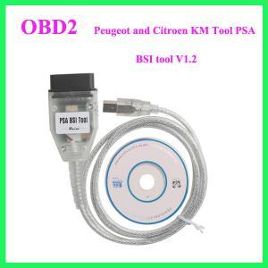 China Peugeot and Citroen KM Tool PSA BSI tool V1.2 wholesale