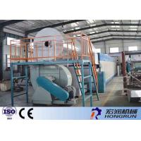 China Industrial Waste Paper Pulp Making Machine For Apple Trays / Drink Trays wholesale