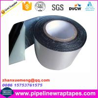 China Self Adhesive Aluminium Foil Tape For Pipeline Anticorrosion and Waterproof on sale