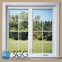 Buy cheap insulated tempered glass windows 5mm+5mm 6+6mm 8+8mm from wholesalers