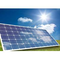 China Highly Conversion Frameless Solar Panels 5400 Pascals With 72 Cells wholesale