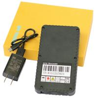 China Battery Powered Magnetic Portable GPS Tracker for Assets Tracker Move Alert wholesale