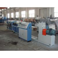 China SBG63 HUASU Single Wall Corrugated Pipe Machine on sale