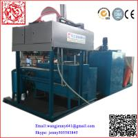 Quality paper pulp molding machinery making egg tray,egg box,egg dishes for sale