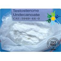 Testosterone Undecanoate CAS 5949-44-0 Testosterone Levels Steroids For Cutting Cycle