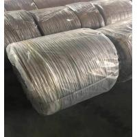 China Galvanized steel wire for re-drawing  wire to produce wire rope wholesale