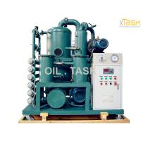 China Vacuum Transformer Oil Purifier Machine Transformer Oil Filtration Plant Model ZYD-50(50LPM) wholesale