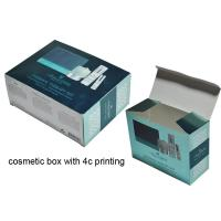 China Paper Cosmetic Packing Box, Colorful Box for Cosmetic Packaging wholesale