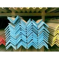 China Equal / Unequal Type Stainless Steel Angle Bar Grade 304 316L  Thickness for Construction on sale