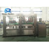 China High Effficiency Liquid Filling Line  4 In 1  Small Bottling Equipment wholesale