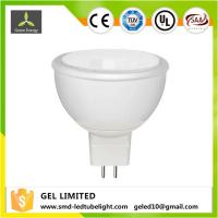 China 5 watt Mr16 LED Light bulbs with GU5.3 Base 35w equivalent halogen replacement  with 350 lumens on sale