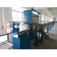 China Full automatic CE Certification 380V Voltage silicone rubber wire cable extrusion machine line wholesale