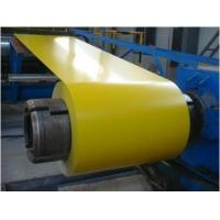 Z40 - Z275 Prime Prepainted Galvanized Steel Coil Bright Mass Dull Surface Manufactures