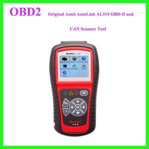 China Original Autel AutoLink AL519 OBD-II and CAN Scanner Tool wholesale