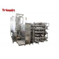 China Complete Fruit And Vegetable Processing Line / Apple Processing Machine 220/380V wholesale