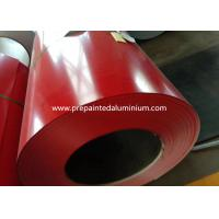 China PE / PVDF / SMP coating Prepainted Galvalume Steel For Electrical Equipment wholesale