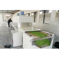 China Microwave Tea Drying Equipment wholesale